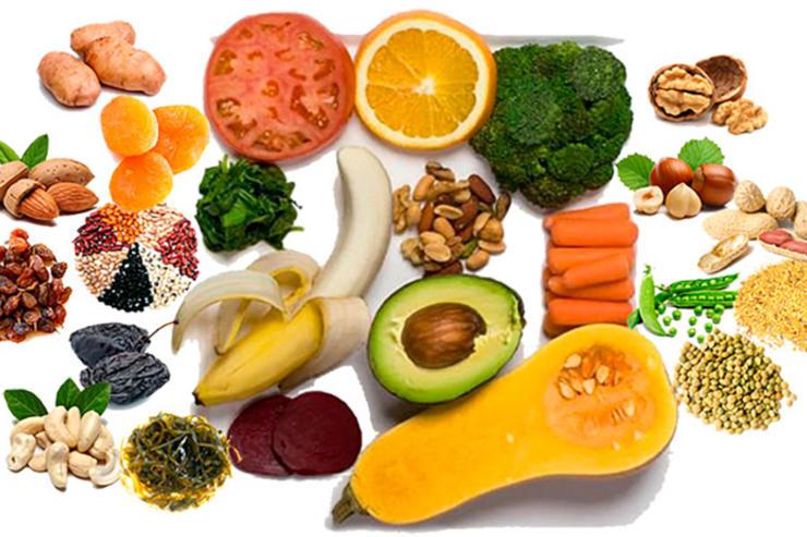ТОП-10 продуктов с высоким содержанием калия - foodandmood.com.ua