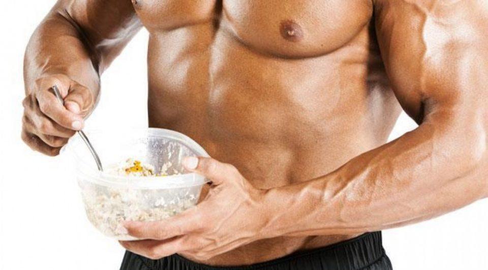 Питание для набора мышечной массы | Диета для роста мышечной массы