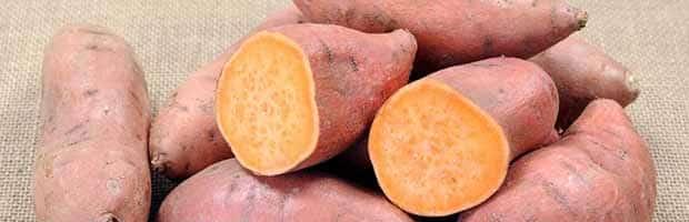 patate dolce alimento ricco potassio