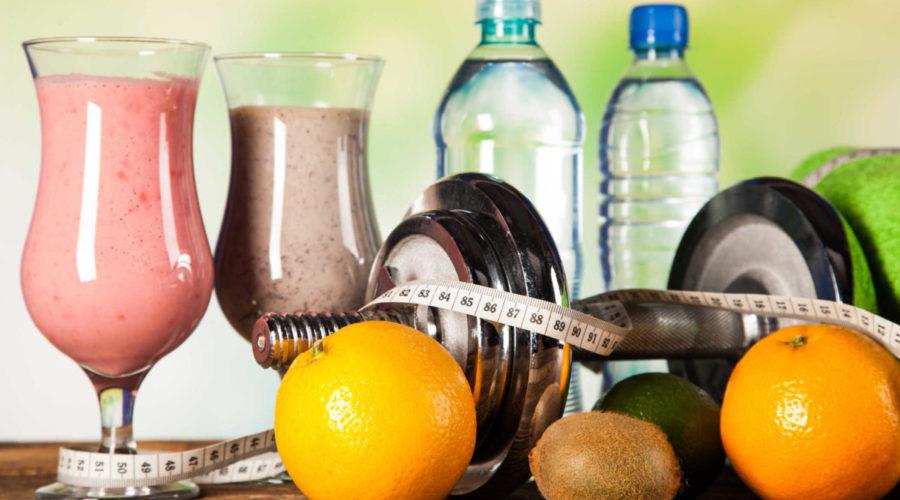 Протеиновые коктейли для мышц в домашних условиях